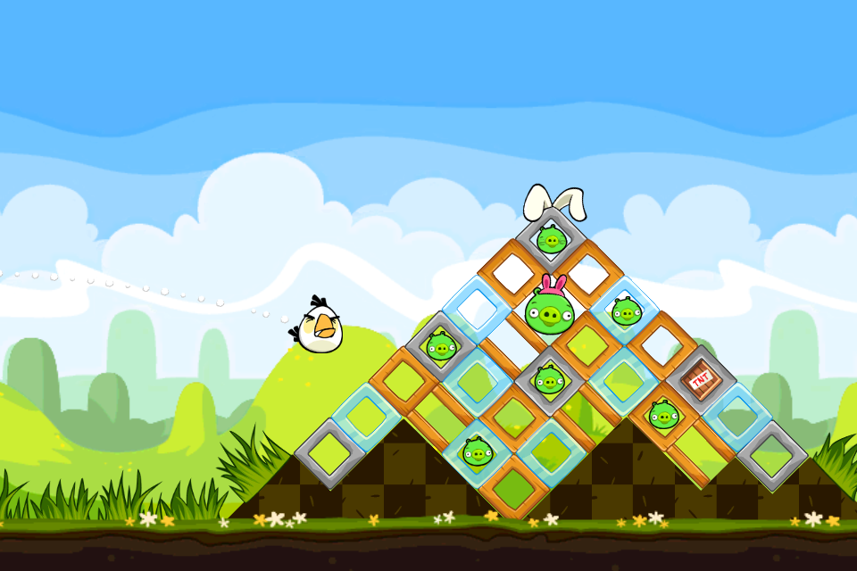 Screenshot Angry Birds Seasons Free