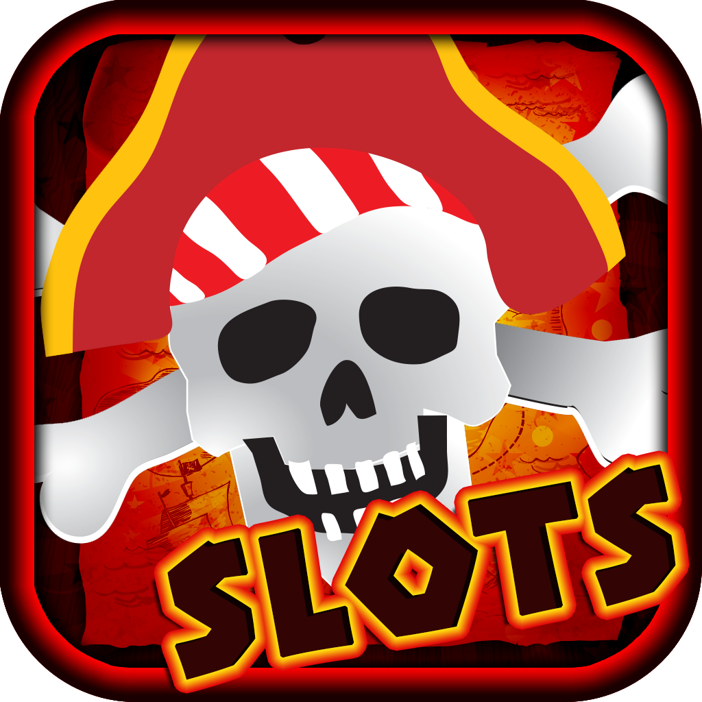 Amazing Pirates Gold Jackpot Casino Slots Machine - Free Prize Wheel, Black Jack & Roulette Bonus Games